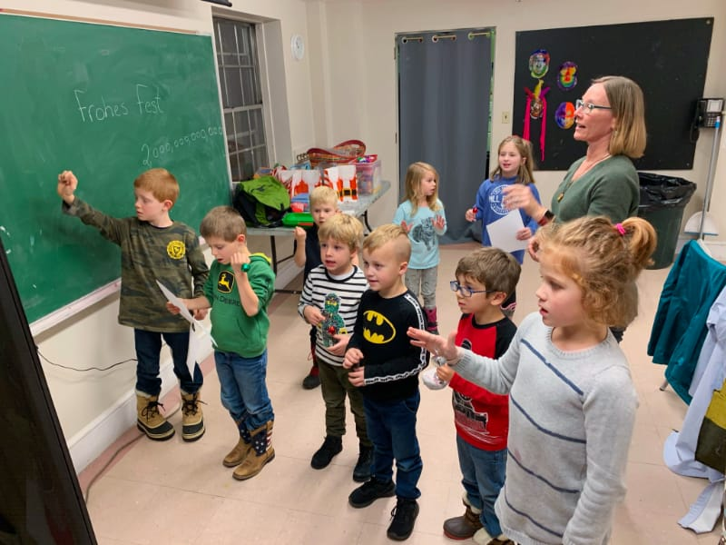 Children's Class with Christa