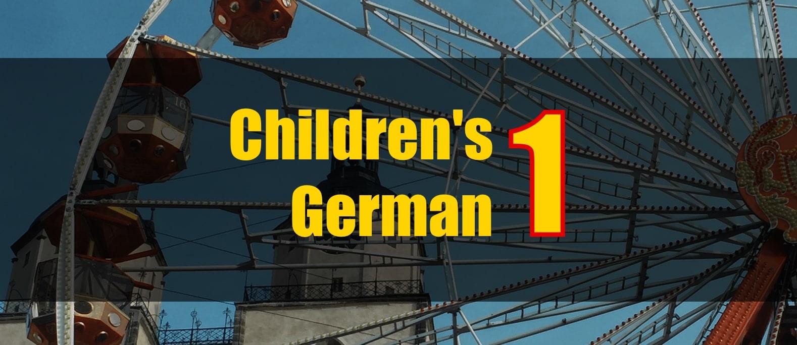 Children's German 1