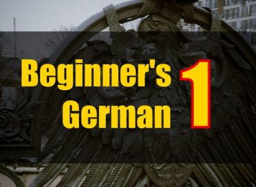 Beginner's German 1
