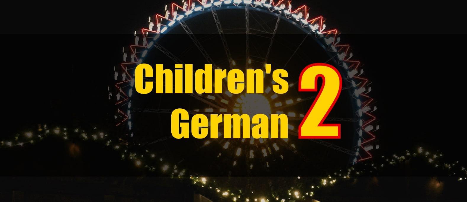 Children's German 2