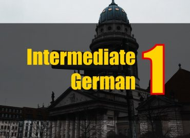 Intermediate German 1